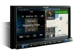 Автомагнитола Alpine INE-W997D, DVD, MP3, USB, Bluetooth, iPod, iPhone, на. Под заказ