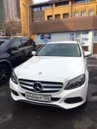 Mercedes-Benz C-Class. автомат, задний, бензин, 21 000 тыс. км