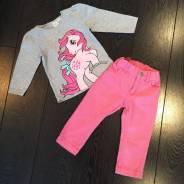 Красивые вещи для девочки H&M. Рост: 80-86 см