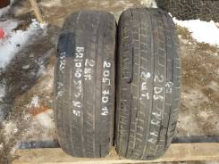 Bridgestone B-RV AQ. Летние, 2000 год, износ: 70%, 2 шт