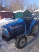 Iseki TA. Продам мини трактор с навесным оборудованием, 1 429 куб. см.