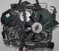 Двигатель в сборе. Audi A4 Volkswagen Passat Двигатель AMX