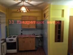 1-комнатная, улица Адмирала Кузнецова 44а. 64, 71 микрорайоны, агентство, 27 кв.м. Кухня