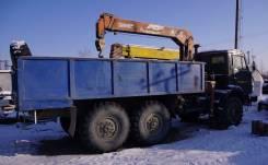 Бортовые грузовики с манипулятором.