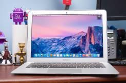 "Apple MacBook Air 13. 13"", 1,6ГГц, ОЗУ 4096 Мб, диск 128 Гб, WiFi, Bluetooth, аккумулятор на 12 ч."