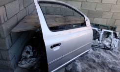 Трос двери. Toyota Vitz, NCP10