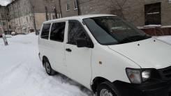 Toyota Town Ace. механика, задний, 2.0 (79 л.с.), дизель, 190 тыс. км