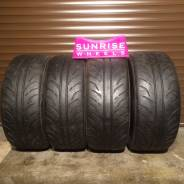 Dunlop Direzza ZII. Летние, 2014 год, износ: 10%, 4 шт