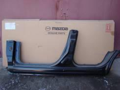 Порог со стойкой левый Mazda CX-7 2011