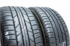 Bridgestone Potenza RE040. Летние, износ: 5%, 2 шт