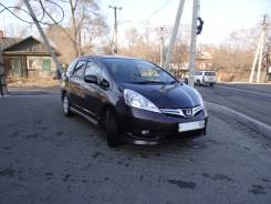 Honda Fit Shuttle. вариатор, передний, 1.5 (120 л.с.), бензин, 41 000 тыс. км