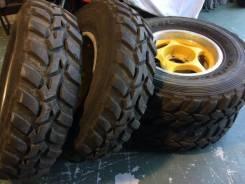 Dunlop Grandtrek MT2. Грязь MT, износ: 5%, 4 шт
