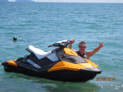 BRP Sea-Doo. 90,00 л.с., Год: 2014 год