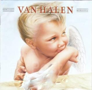 """CD Van Halen """"1984"""" USA"""