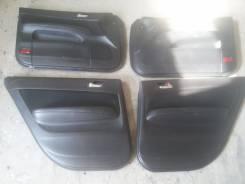 Обшивка двери. Toyota Verossa, GX115, GX110, JZX110 Двигатели: 1GFE, 1JZFSE, 1JZGTE