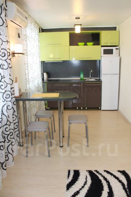 1-комнатная, Ленинградская ул 56б. Центральный, 32 кв.м.