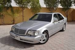 Mercedes-Benz S-Class. Mercedes-benz s500 W140 Кузов с ПТС продам