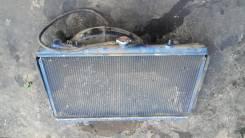 Радиатор охлаждения двигателя. Nissan Skyline GT-R, BCNR33 Двигатель RB26DETT