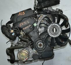 Двигатель в сборе. Volkswagen Passat Audi A6 Audi A4 Двигатель AEB