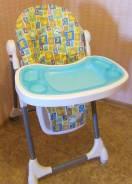 Пластиковый стульчик для кормления. Рост: 50-60 см
