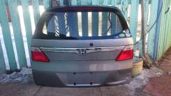 Дверь багажника. Honda Airwave, DBA-GJ1, DBA-GJ2, GJ1, GJ2, DBAGJ1, DBAGJ2 Двигатель L15A