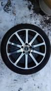 Диски 225/45R18 Bridgestone Regno GR-XT TRD RAYS 5*114.3 во Владивост. 7.5x7.5, 5x114.30, ET40, ЦО 66,0мм.