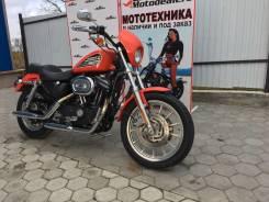 Harley-Davidson Sportster 883 Roadster. 883 куб. см., исправен, птс, без пробега