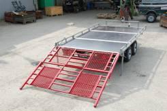 Курганские прицепы Тандем 82132Е. Продам Прицеп Тандем (82132Е), 400 кг.
