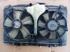 Радиатор охлаждения двигателя. Honda Accord, CM2 Двигатели: HONDAEF, K24A, K24A3, K24A4, K24A8