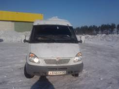 ГАЗ 2705. Продается грузовой фургон газ 2705, 2 400 куб. см., 1 500 кг.