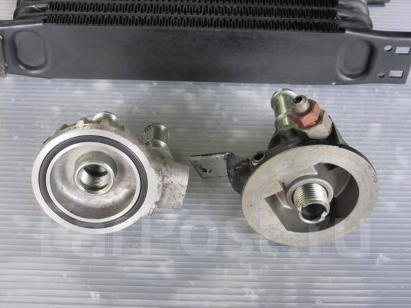 Проставка под масляный радиатор. Toyota bB, NCP30, NCP35, NCP34, NCP31 Toyota Scion, NCP31