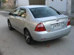 Toyota Corolla. Птс тойота королла 2005 лев руль авт