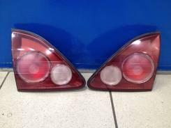 Вставка багажника. Lexus RX300