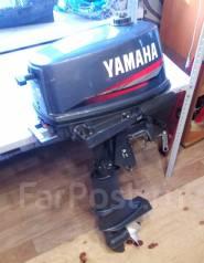 Yamaha. 5,00л.с., 2-тактный, бензиновый, нога S (381 мм), Год: 2006 год