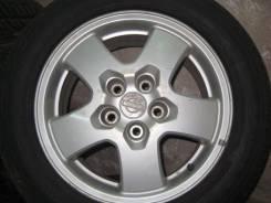 """Nissan. 7.5x16"""", 5x114.30, 5x114.30, ET-40"""