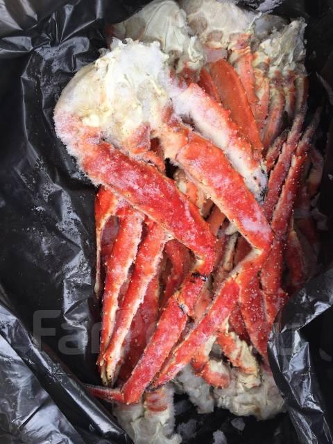 Морепродукты (парное краб, икра, креветка, медведка, чилим, гребень)