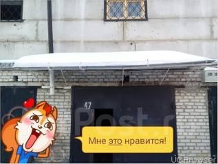 Гаражи кооперативные. Ангарская5в, р-н Индустриальный, 40 кв.м., электричество, подвал. Вид снаружи