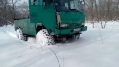 ГАЗ 66. Продается грузовик газ -66 бортовой, 7 125 куб. см., 2 000 кг.