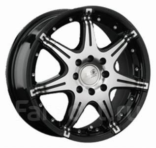 "Light Sport Wheels. 7.0x16"", 5x100.00, 5x114.30, ET40, ЦО 73,1мм."