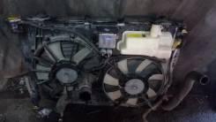 Радиатор охлаждения двигателя. Lexus RX350, GSU35 Двигатель 2GRFE