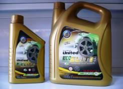 United Oil. Вязкость 5W-20, синтетическое