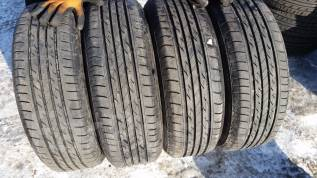 Bridgestone Nextry Ecopia. Летние, 2017 год, износ: 5%, 4 шт