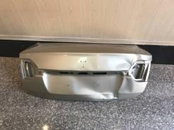Крышка багажника. Renault Fluence
