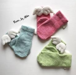Носки. Рост: 80-86, 86-98, 98-104 см