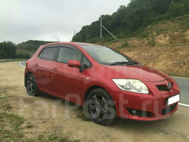 Toyota Auris. вариатор, передний, 1.8 (136 л.с.), бензин, 150 000 тыс. км