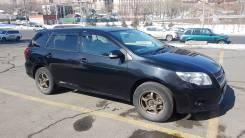 Toyota Corolla Fielder. вариатор, 4wd, 1.8, бензин, 156 000 тыс. км