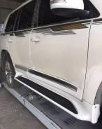 Подножка. Toyota Land Cruiser, J200, VDJ200, URJ202, UZJ200. Под заказ