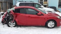 Mazda 3. автомат, передний, 1.6 (105 л.с.), бензин, 45 000 тыс. км. Под заказ