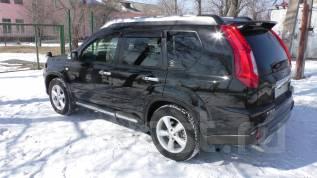 Nissan X-Trail. вариатор, 4wd, 2.0 (137 л.с.), бензин, 83 тыс. км