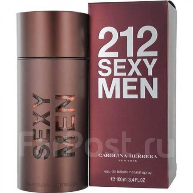 Туалетная вода секси 212